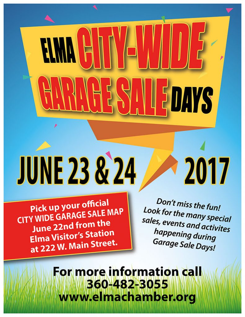 2017 City Wide Garage Sale
