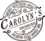 Carolyn's Designs